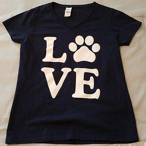 🐶 L🐾VE Tshirt